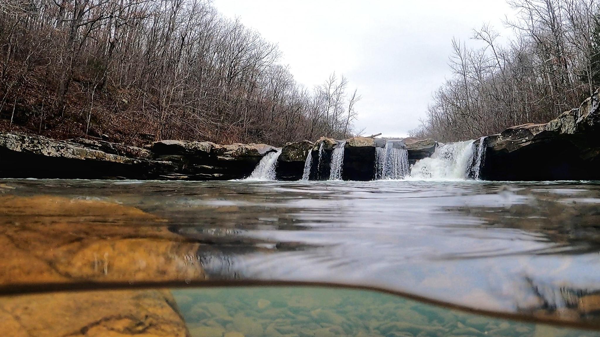 Kings River Falls – Arkansas