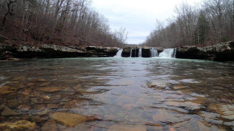 Kings River Falls – Arkansas [ Video ]