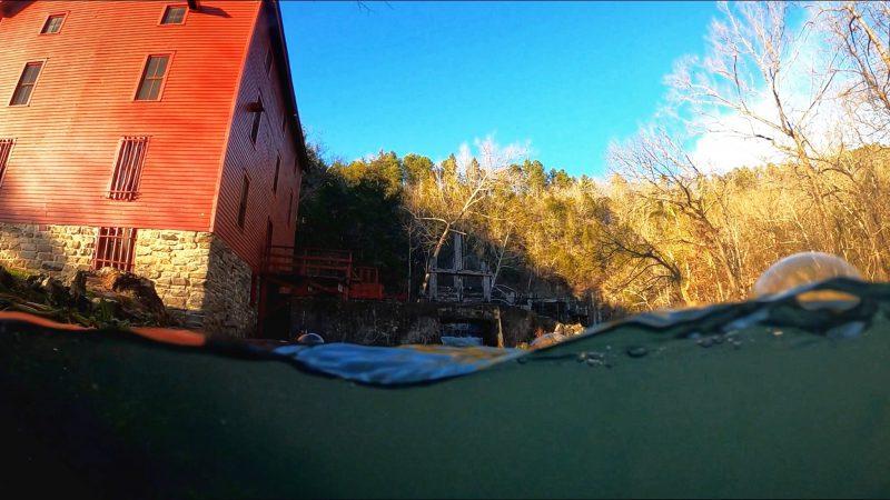 Alley Spring & Mill – Missouri