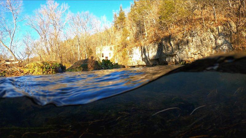 Welch Spring Hospital Ruins – Missouri