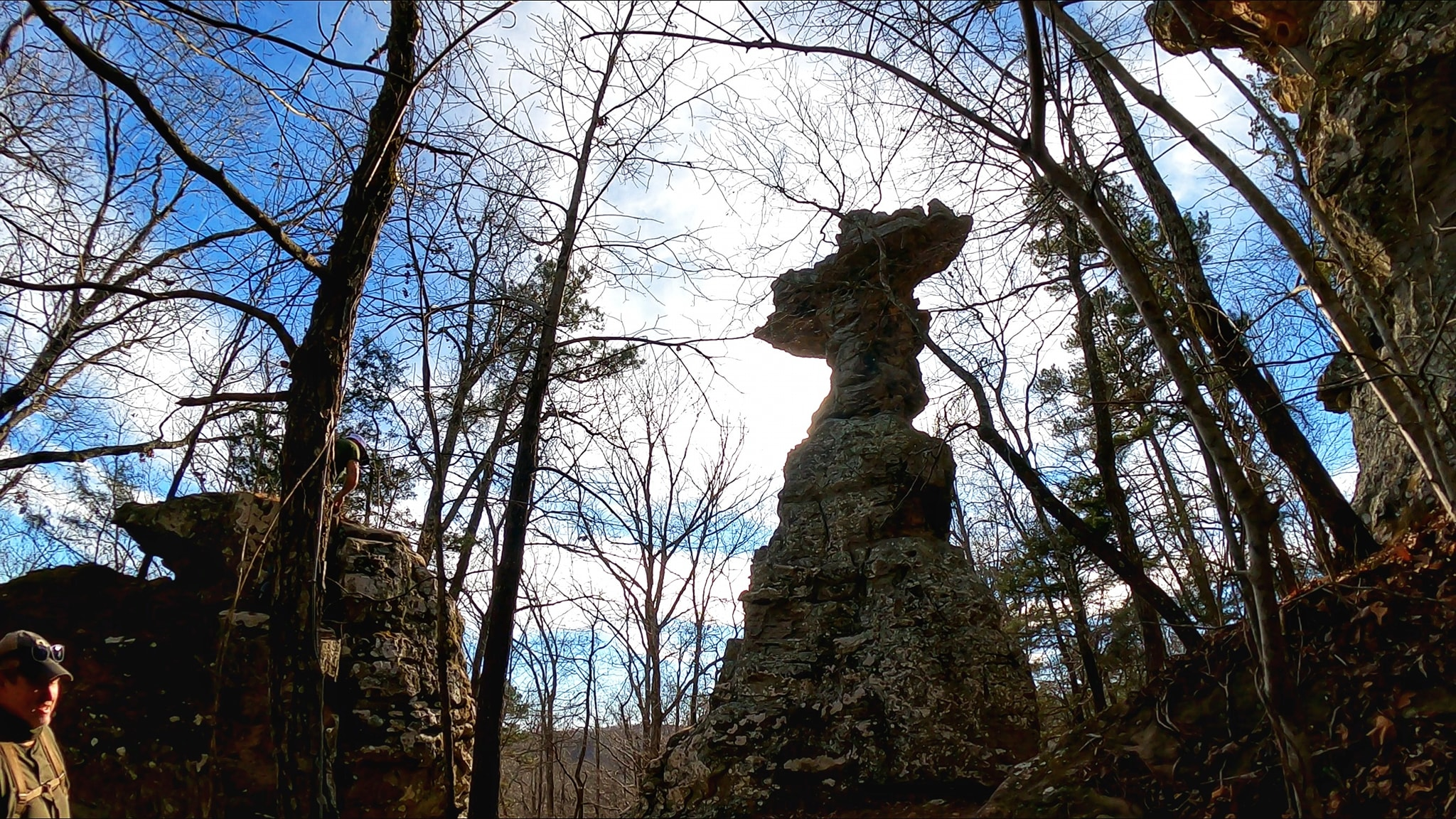 Pedestal Rock – Arkansas