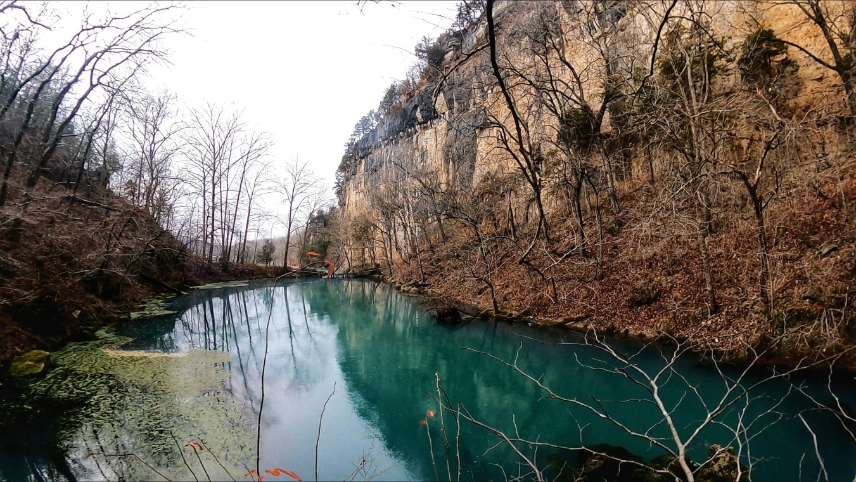 Ha Ha Tonka Spring Area – Missouri