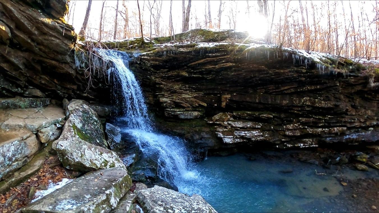 Magnolia Falls – Arkansas