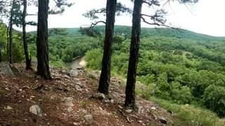 Slabtown Bluff Trail – Missouri