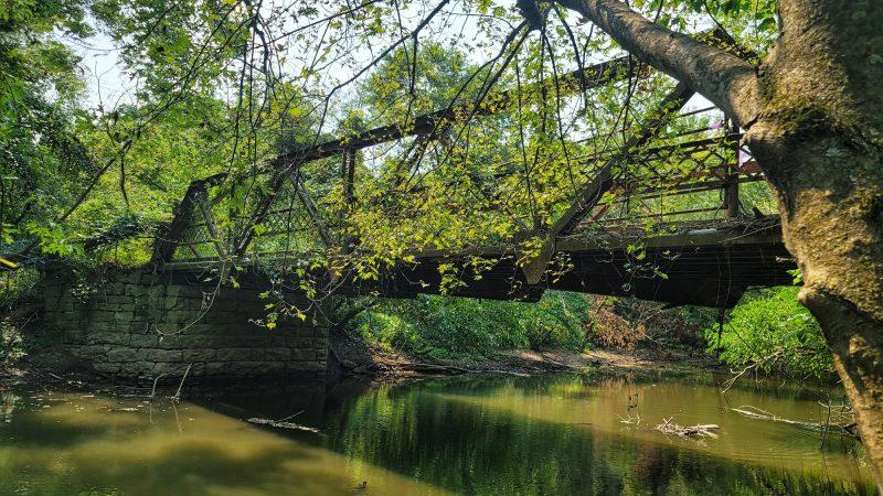 Old Bridge – Carthage, Missouri  This bridge is along the walnut bottoms trail i…