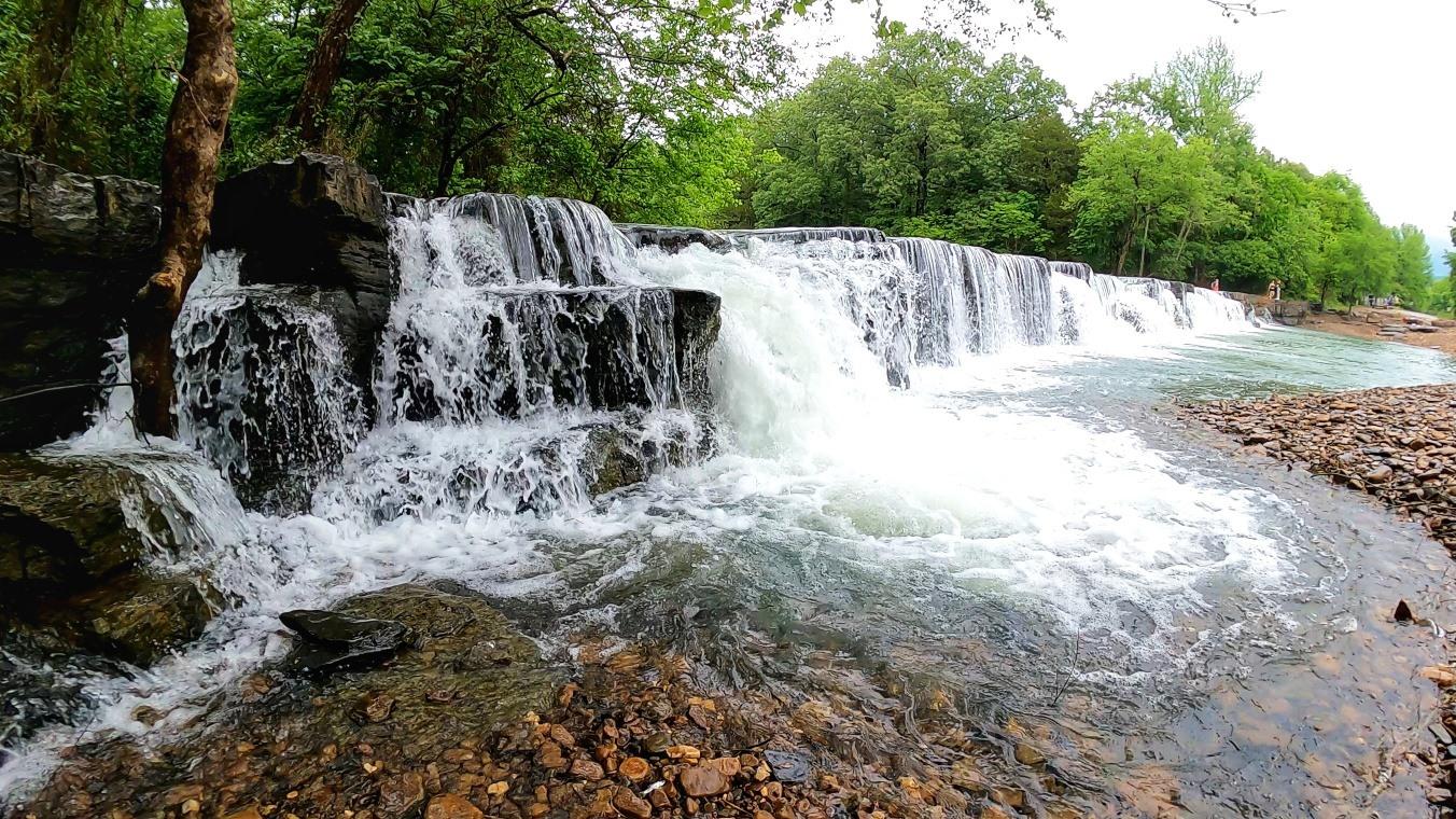 Natural Dam Falls – Arkansas