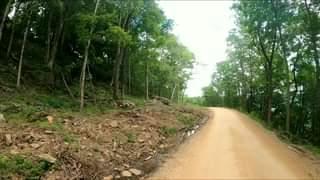 Cave Mountain Road – Arkansas