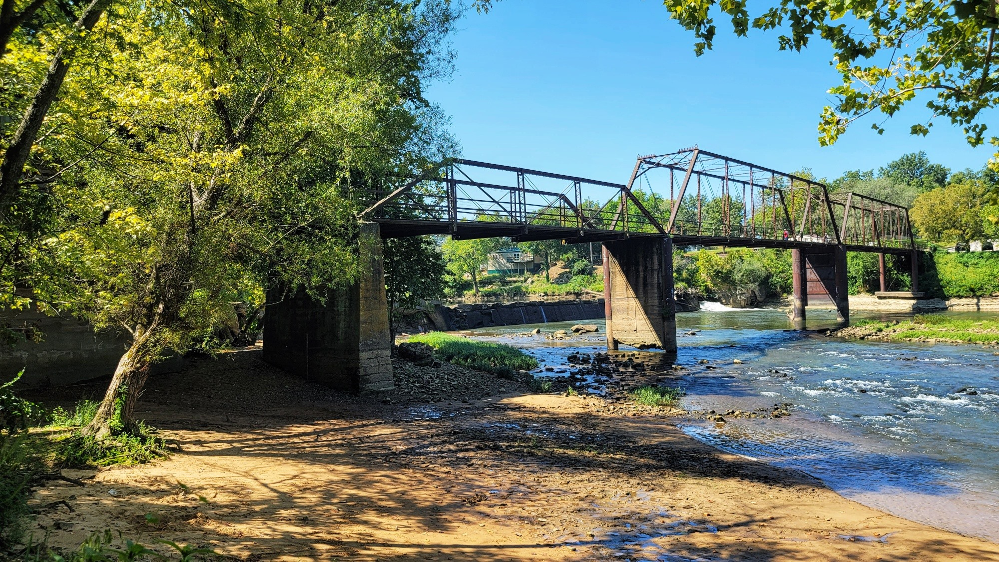 Caplinger Mills Historic District – Missouri