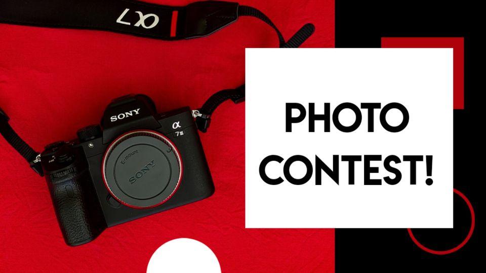 Lets do a photo contest! It's