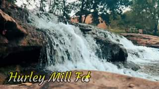 Hurley Mill Falls – Missouri Love the small town of Hurley, Missouri. Has alway