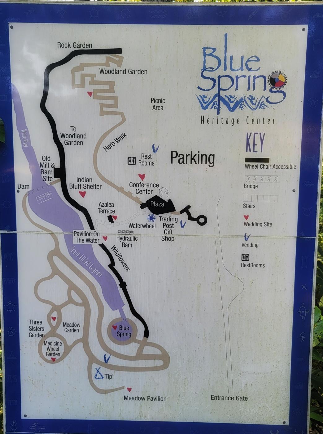 Blue Springs Heritage Center – Arkansas