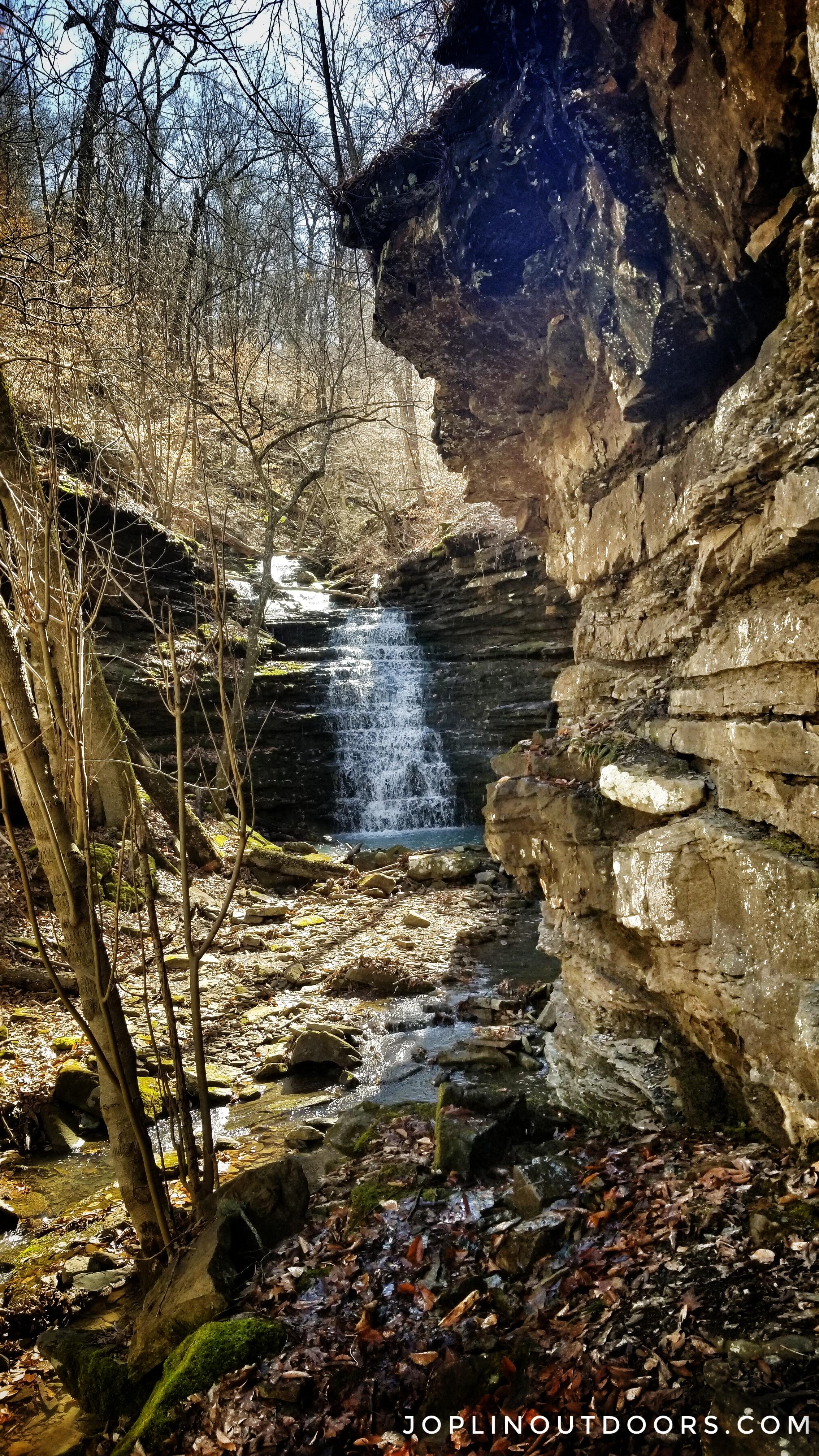 Owl Falls [ 360 Video ]