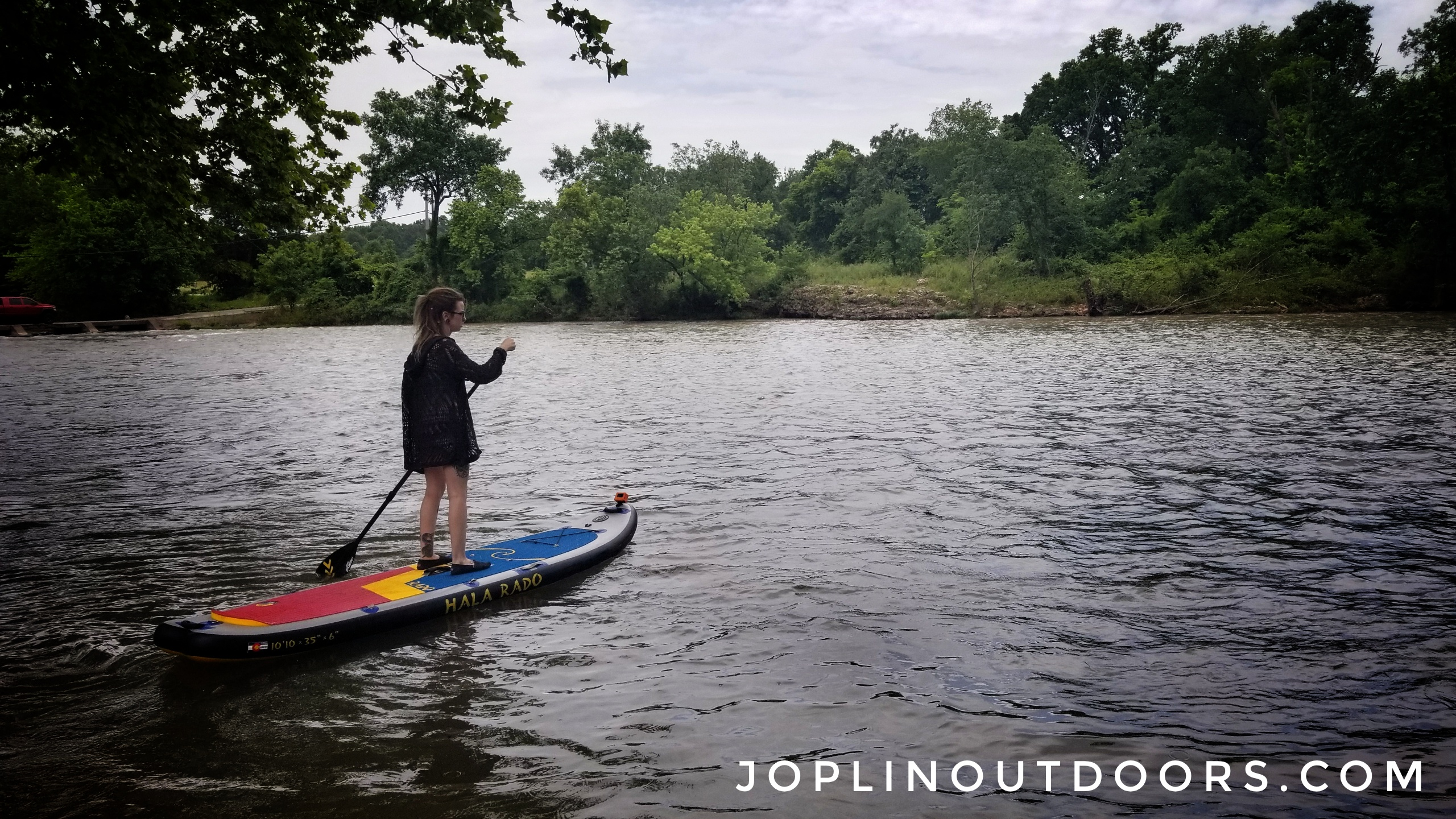 Cori Stratton Rocks The SUP! [ HD VIDEO ]