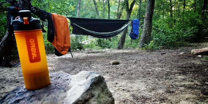 Hammock Camping Clinic [ Oct. 17th, 2020 ]