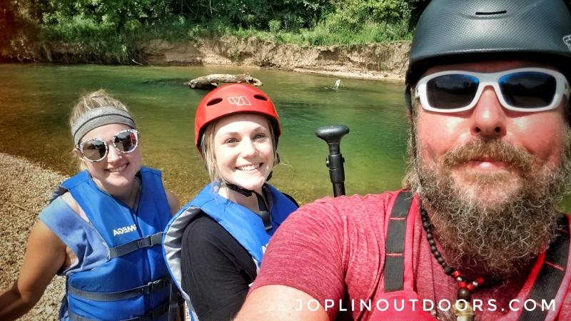 Elk River with KSN's Erin Sullivan and Joie Bettenhausen [ Gallery ]