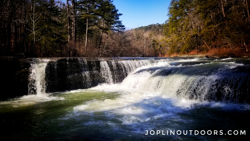 Haw Creek Falls – January 26th, 2020 [ Gallery ]