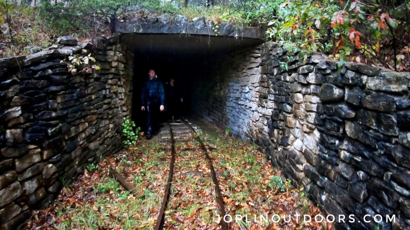 Old Train Tracks –  Dogpatch USA – October 6th, 2019 [ HD VIDEO ]