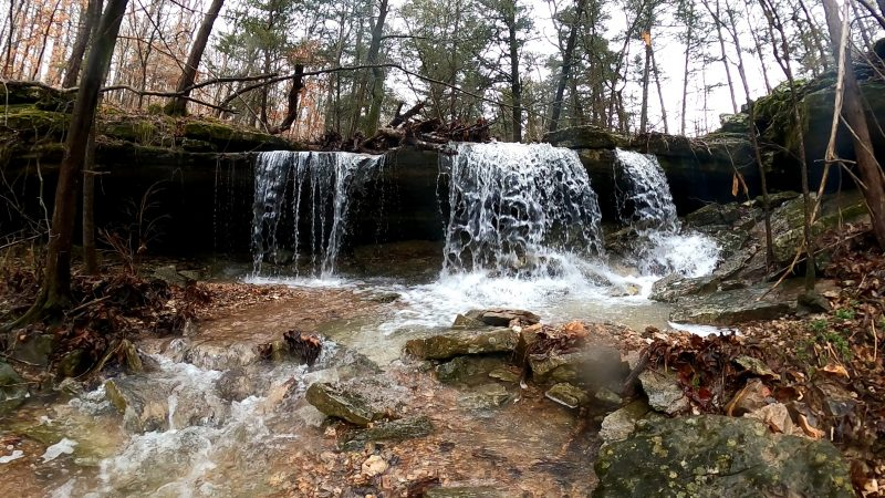 Big Sugar State Park Waterfall Hike [ Event ]