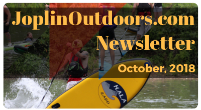October Newsletter 2018