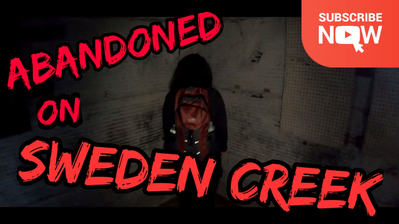 Abandon on Sweden Creek [ HD Video ]