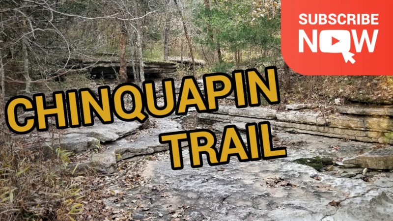 Chinquapin Trail Hike with Friends [ HD Video ]
