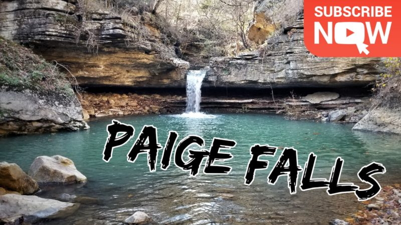 Paige Falls Hike [ HD Video ]