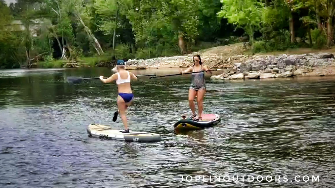 Elk River SUP Spills – July 28th, 2019 [ HD Video ]
