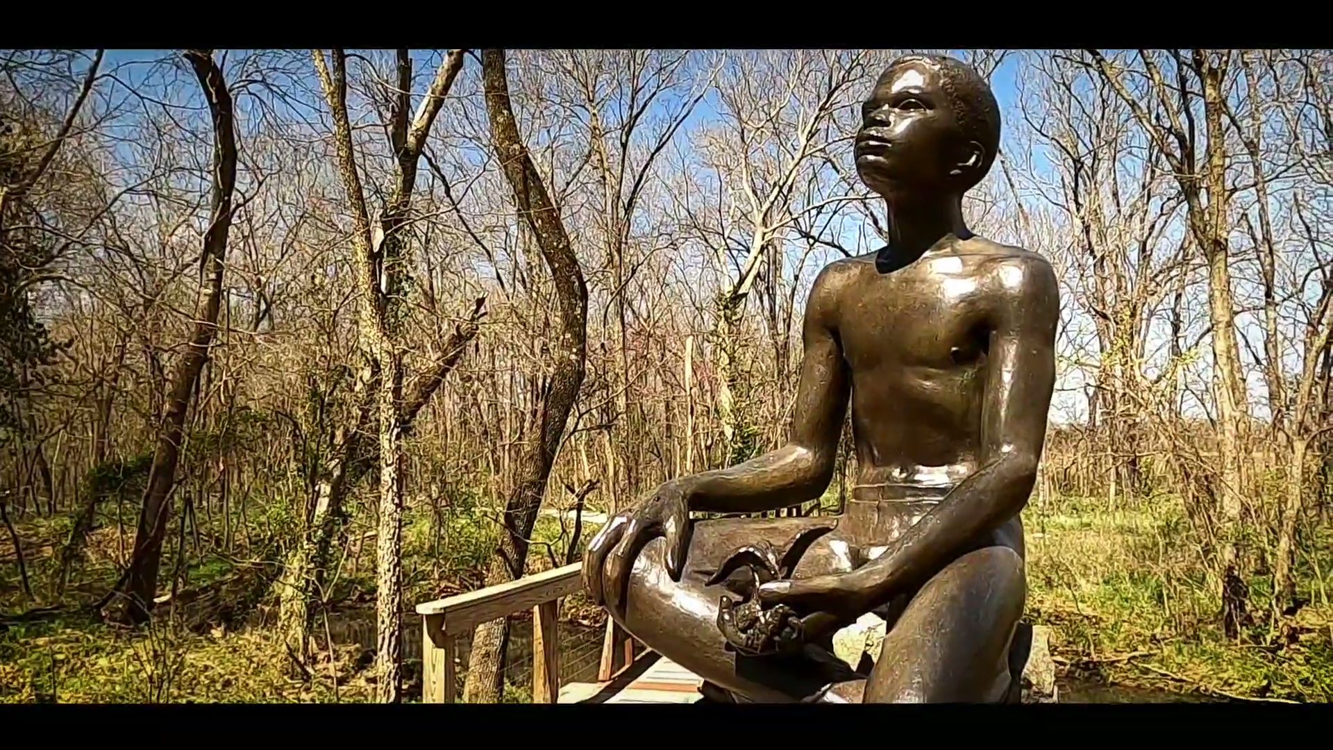 George Washington Carver Monument [HD Video]