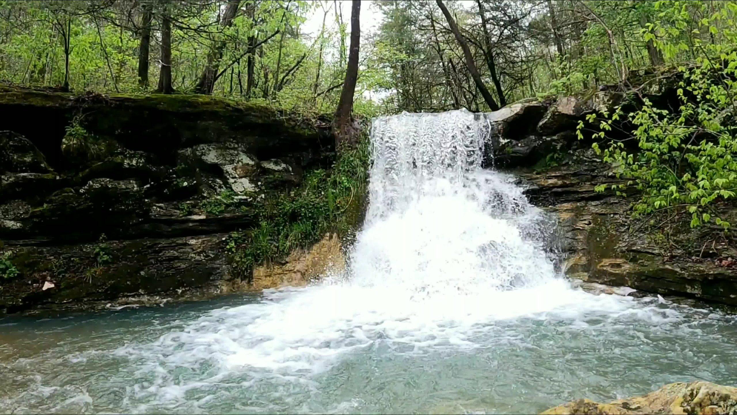 Madison County WMA Waterfall #1 – Arkansas [ May 2021 ]
