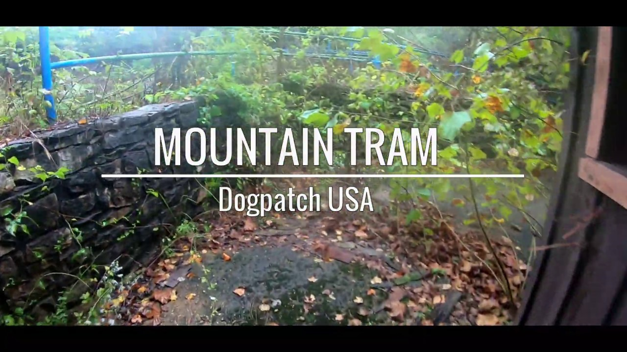 Mountain Tram – Dogpatch USA – October 6th, 2019 [ HD VIDEO ]