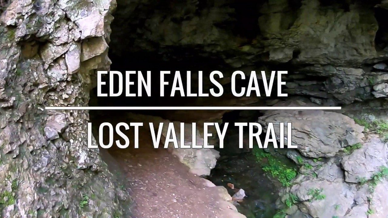 Eden Falls Cave – September 7th, 2019 [ HD Video ]