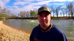 White Water Kayaking with Jacob Shuster [Video]